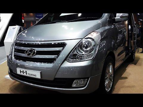 Hyundai H1 Touring 2.5 CRDi VGT