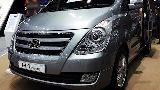 Hyundai H1 Touring 2.5 CRDi VGT смотреть