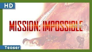 Mission: Impossible (1996) Teaser