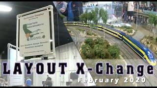 Layout Exchange: Orange County Module Railroaders & Great Train Show Costa Mesa 2020