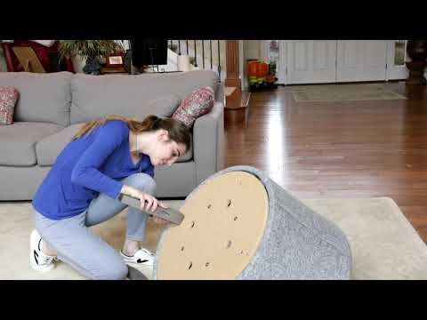 Best Xpress Installing Legs On Your Swivel Chair