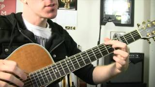 Paradise - Coldplay ★ Guitar Lesson - How To Play Easy Acoustic Songs