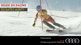 Inside Ski Racing #8 - DO GATES HURT?