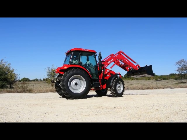 трактор TYM T1003 S 100  л с