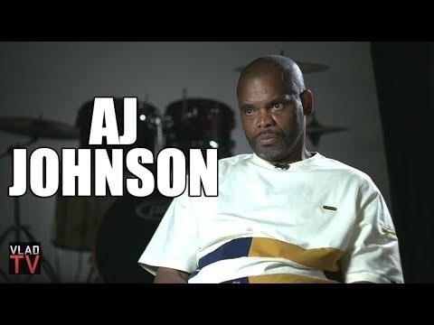 AJ Johnson on Having Panic Attack on Plane in 2009, Plane Had to Land (Part 9)