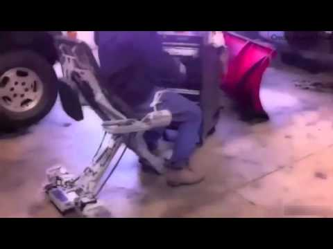 Human Hoist | Mechanics Chair