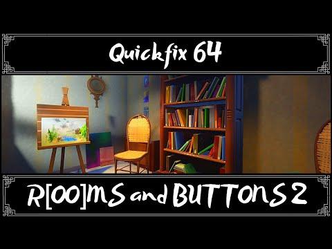 Dreams PS4: QuickFix 64 - A PSN WORTHY Puzzler [Dreams Early Access]