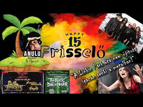 FRISSELŐ 2020 #15 | Farba Negra, Sharon Malakian és a Lakatlan Sziget Fesztivál