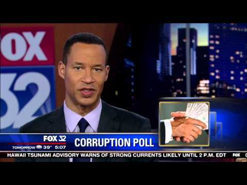 Nearly 90 Percent Say Illinois, Chicago Government Is Corrupt