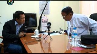 DVB Interview with U Aung Thaung (1)