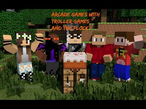 Arcade Games with Troller Games and The Flock |