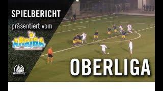SC Victoria Hamburg - Niendorfer TSV (19. Spieltag, Oberliga Hamburg) | Präsentiert vom ARRIBA