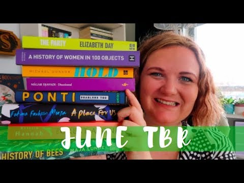 June TBR | Lauren and the Books