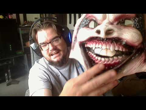 wwe shop fiend bray wyatt mask and gloves review