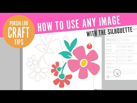 Silhouette vs. Cricut: How to Use Your Own Image with Silhouette Cameo (File Types in Silhouette)
