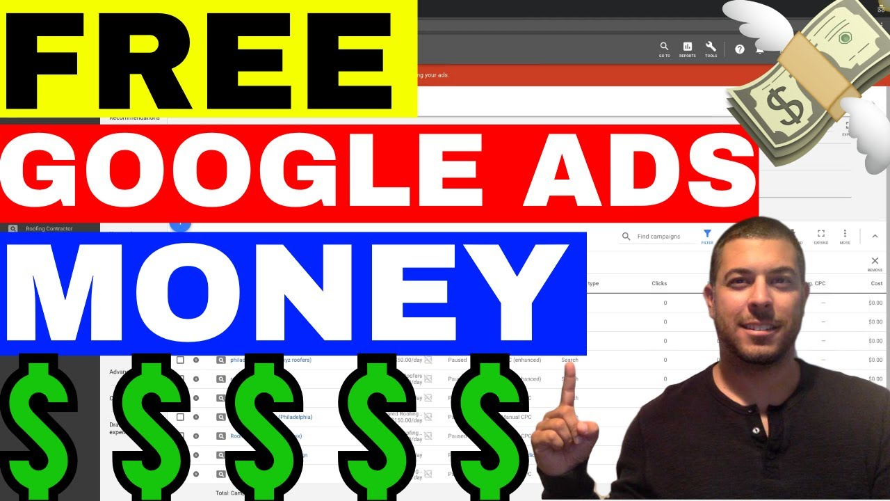 How To Apply A Google Adwords Promo Code (Google Ads Coupon Code) 💲💲