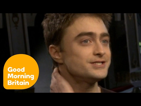"Daniel Radcliffe Says He ""Would Think About"" Playing Harry Potter Again 