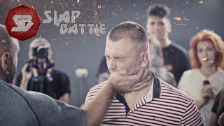 Турнир по пощечинам Вырубили чемпиона по Муай тай  Slap сompetition Slaps Out Muay Thai Champion