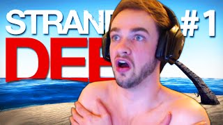 LOST AT SEA! - Stranded Deep #1