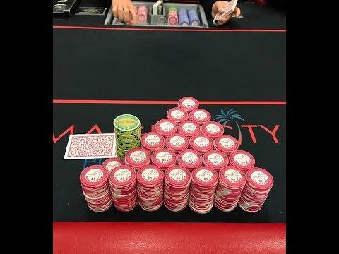Jugando Poker en Miami