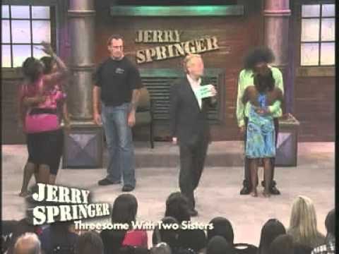 Jerry springer pregnant from a threesome