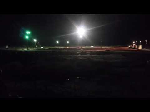 Mohave Valley Raceway mini stock heat 2 10/1/16