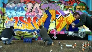 Street Sounds Nu Electro 4 Graffiti Commision