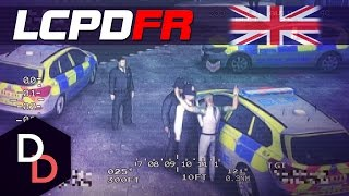 LCPDFR 1.1 The British way! - Day 121 - Met Police India 99 FLIR/DTV Camera