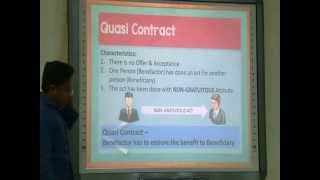 CPT LAW 3-DAY Revision Series – Contract Act 4, Siddharth Agarwal, SSEI