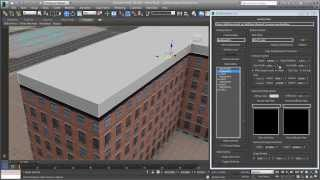 3ds Max - Creating City Blocks - Part 22 - Creating Low-poly Buildings with Building Maker