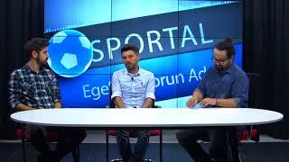 Gambar cover Sportal Programı 79. Bölüm (Ege Üniversitesi TV)