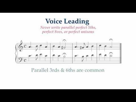 Intermediate Lesson 4.2: Voice Leading