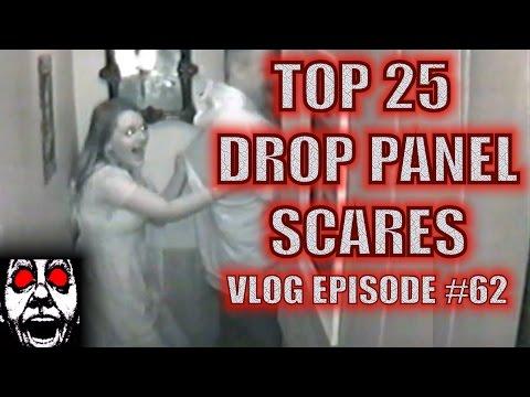 AWARD WINNING! Top 25 Drop Panel Scares |...
