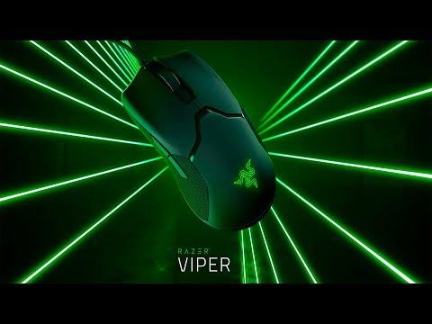 НОВАЯ МЫШЬ Razer Viper!