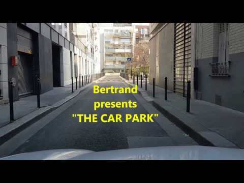 Holiday rental in Paris with free parking