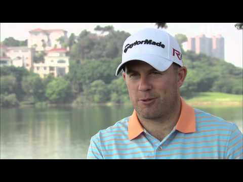 Richie Ramsay on receiving valuable advice from Thomas Bjorn