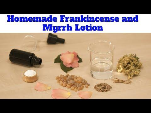 homemade-frankincense-and-myrrh-lotion
