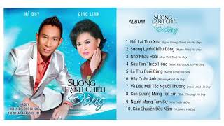 Album Sương Lạnh Chiều Đông - Giao Linh - Đặng Hà Duy