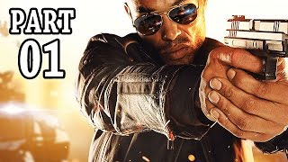 Let's Play Battlefield Hardline Gameplay German Deutsch Part 1 - Prolog (Singleplayer Kampagne)