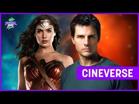 Download Youtube: Universal's DARK UNIVERSE Announced - Cineverse
