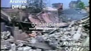EXPLOSIONES RIO 3- 3 DE NOVIEMBRE 1995
