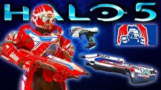 HALO 5   HCS SKINS & ARMOR   $1.7 MILLION DOLLAR TOURNAMENT (Halo 5 Guardians)