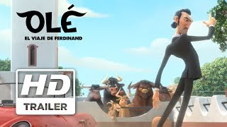 Olé: El Viaje de Ferdinand | Trailer 2 doblado