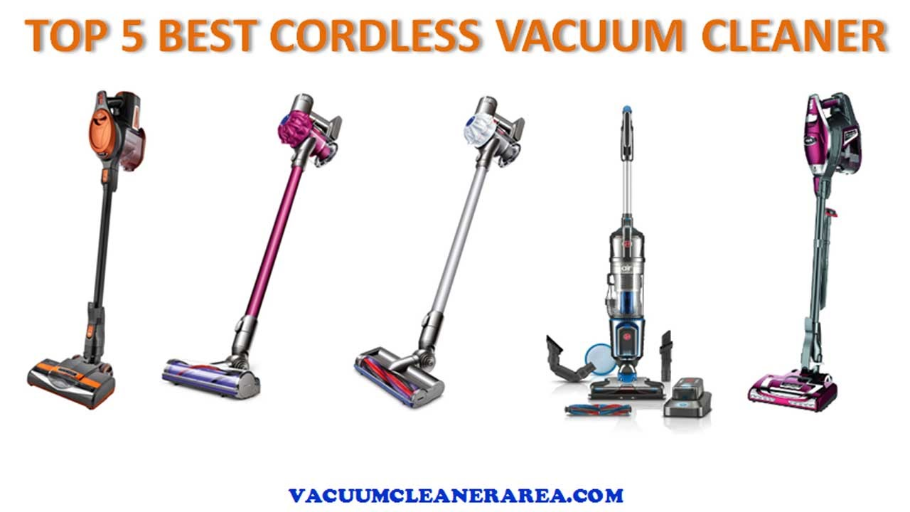 top 5 best cordless vacuum cleaner 2017 review youtube - Top 5 Vacuum Cleaners