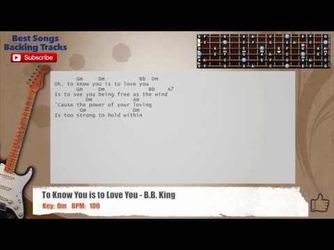 Songtext von . King - To Know You Is to Love You Lyrics