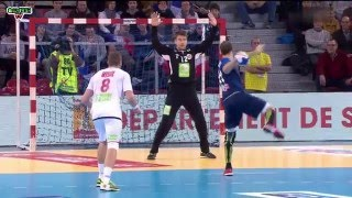 France VS Norvège Handball Golden League 2015 2016 2e manche