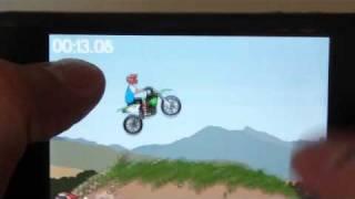 MX Mayhem Iphone app review comentario de la aplicacion motos