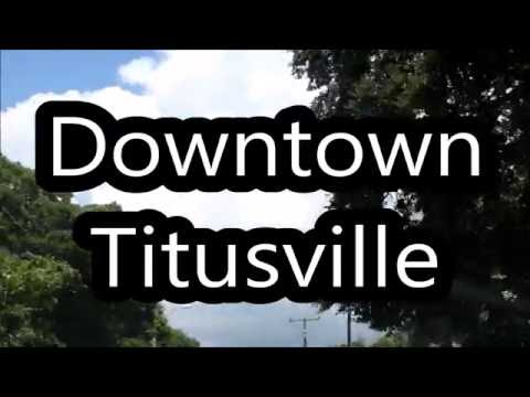 Downtown Titusville