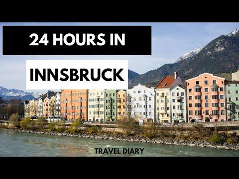 Innsbruck, Austria Travel Diary