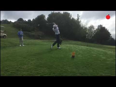 Torneo infantil de golf en Montealegre